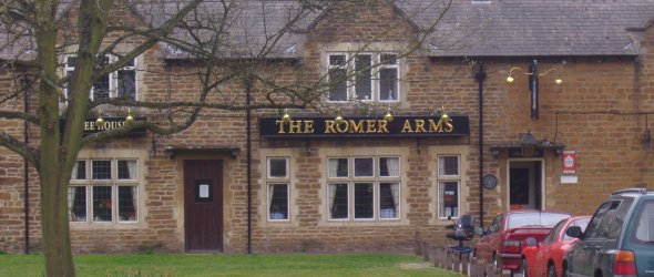 Maria's Kitchen at The Romer Arms